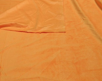 Velboa-Orange Polyester Fabric from Fabri Quilt