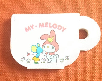Vintage 1976 Sanrio My Melody Mini Notepad