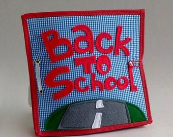 Quietbook, Quiet Books, libro Sensorial, Sensory book, fabric, tela, fieltro, tranquilo, libro de fieltro, Hand made, hecho a mano