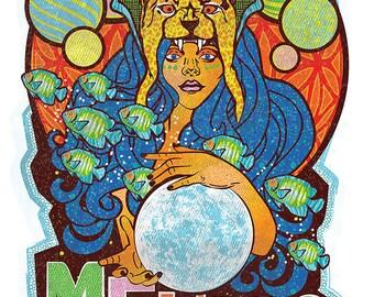 Phish Mexico Riviera Maya 2017 poster