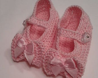Pretty baby shoes girl