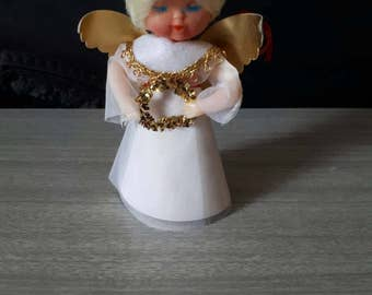 Vintage Christmas Angel Fairy