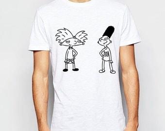 Hey Arnold - Kids TV Show - T Shirt