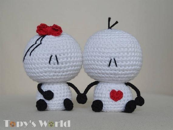 Amigurumi Pattern Creator : Bigli Migli small crochet pattern amigurumi pattern