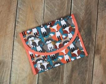 Reusable sandwich and snack - Fox Naughty Bag