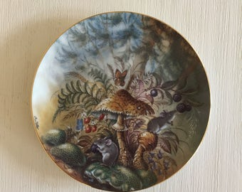 Decorative Porcelain Wall Plate