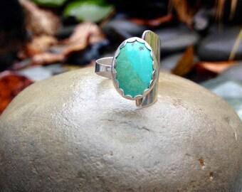 Badass Turquoise Ring