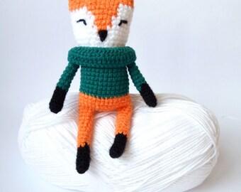 Fox gift Toy fox Soft toys Fox stuffed animal Stuffed animal Fox toy Stuffed toys Stuffed fox Plush fox Soft fox Cute fox Small animal Funny