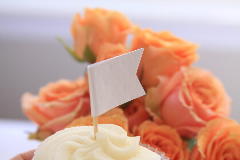 diner en blanc sip and see cupcake toppersbaby shower baby