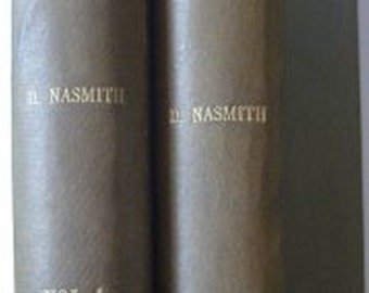 Makers of Modern Thought (2 Vols). 1892. David Nasmith. Signed by author.