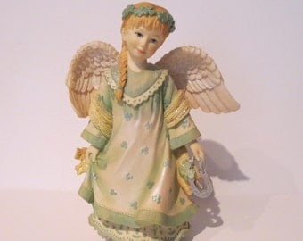 "Angel Figurine ""Good Luck"""