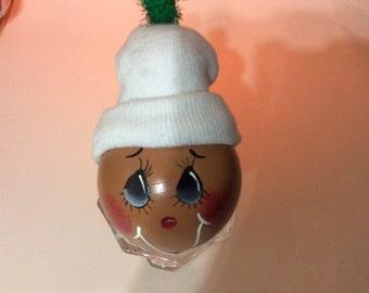 christmas Ginger ornament