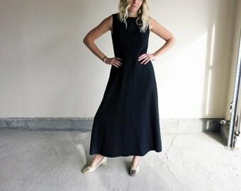 Minimalist Wool Dress