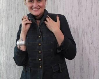 Vintage Jeans Denim Jacket
