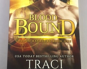 Blood Bound (Signed Bookplate Option Available)