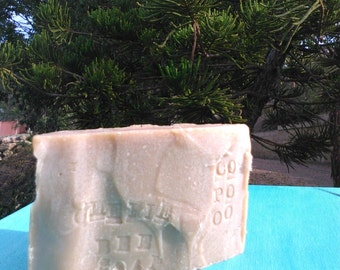 Handmade Goat Milk and Olive Oil Soap Unscented
