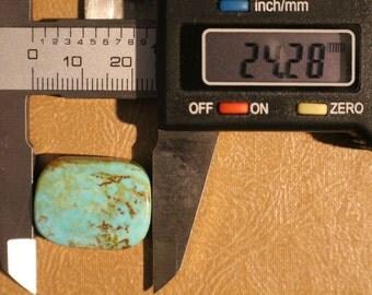 Kingman Turquoise Cabochon 32.3ct