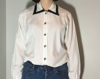 80's Shirt - Vintage clothing