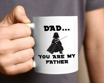 Star Wars Mug, Fathers Day, Star Wars Gift, Coffee Mug, Funny Mug, Gift For Him, Darth Vader, Funny Coffee Mug, Darth Vader Mug, Dad Gift