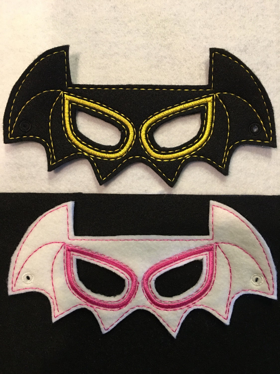 Batman Inspired Embroidery Pattern/Super Hero Embroidery Design ...