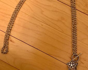 Antique Pendant Necklace