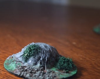 Dungeons and Dragons Miniature Stones