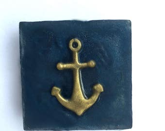 Anchor's Away! Sailor Mariner Soap - Set Sail with this Sailing Inspired Decorative Soap!