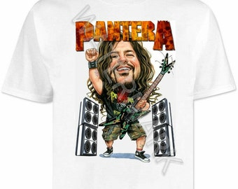 Dimebag Darrell T Shirt . Pantera
