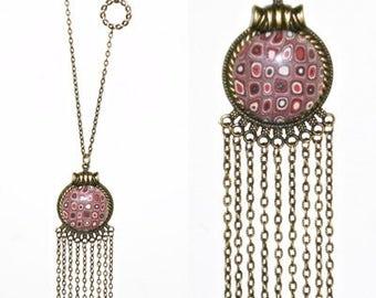 Boho chic necklace. Brown necklace, necklace chains, Bohemian necklaces, hippie necklace
