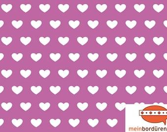 Children border: Sweetheart | Borders for kids, heart, wall border, nonwoven, wall trims