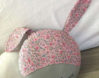 Sleepy Bunny Cushion