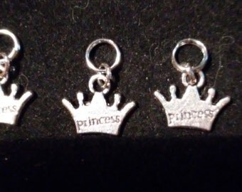 Princess Crown Charm
