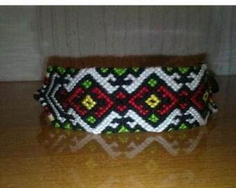 Handmade bracelet Friendship bracelet Handwoven bracelet Braided bracelet Handmade jewelry