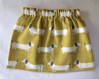 Handmade Sausage Dog Skirt
