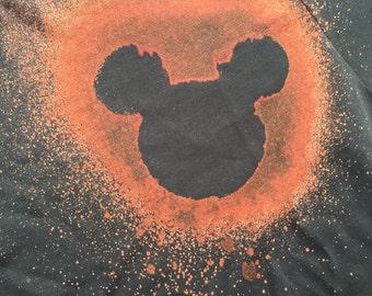 Custom Disney Bleached T-Shirts