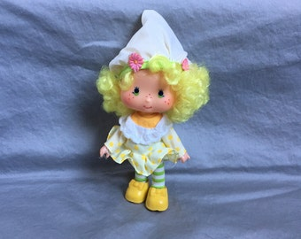 Vintage Lemon Meringue Doll * Strawberry Shortcake & Friends