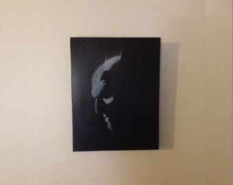 Batman Silhouette Wall Hanging