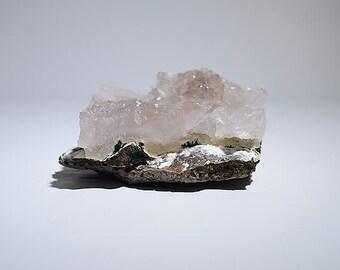 Pretty Stalactitic Quartz, Stalactite Quartz Cluster, Natural Raw Crystal