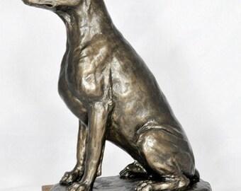 DOBERMAN - unique dog sculpture