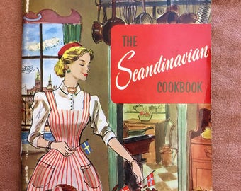 1956 Scandinavian Cookbook