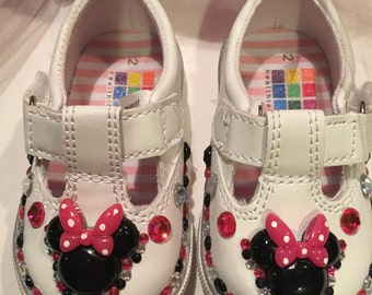 Minnie Mouse Party Shoes