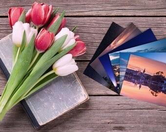 Notecard Gift Set | Memories from Cornwall | 12 Premium Notecards & Envelopes