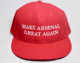 Make Arsenal Great Again Hat