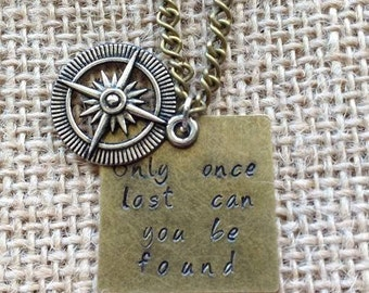 Lost Necklace