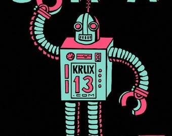 U R A Robot T-Shirt