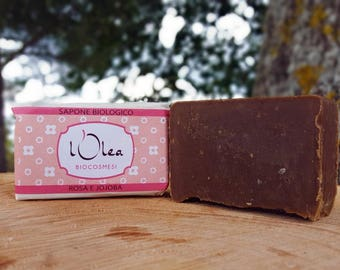 Organic Rose and Jojoba SOAP