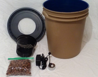 Stylish Aquaponics Kit