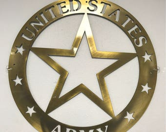 United States Army Wall Art
