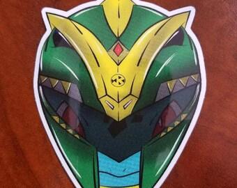 "PokeRanger ""Bulbasaur Green"" w/ JaKobe Logo"