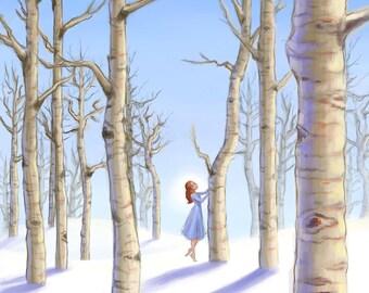 The Spirit of Aspen Trees